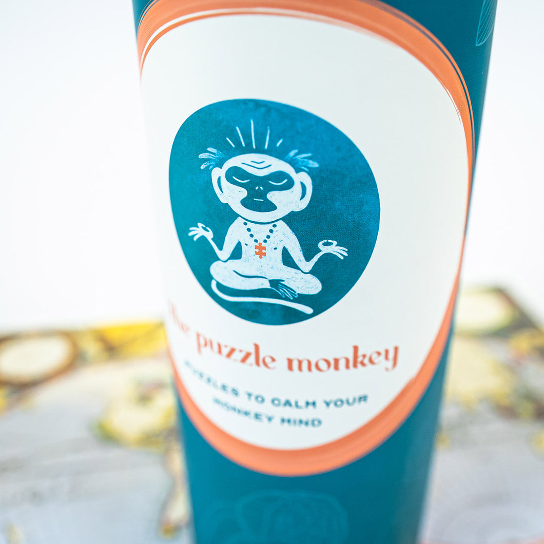 The Puzzle Monkey Gift Card - 1 Puzzle