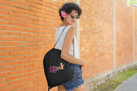 LetTeine - Drawstring Bag