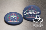 Badges - 58mm Samoa