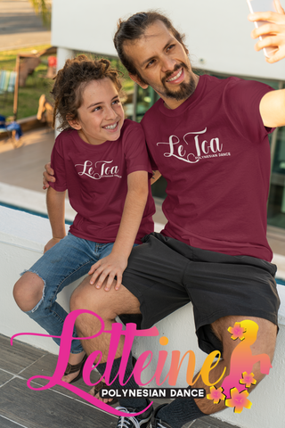 LetTeine - LeToa Uniform Tees