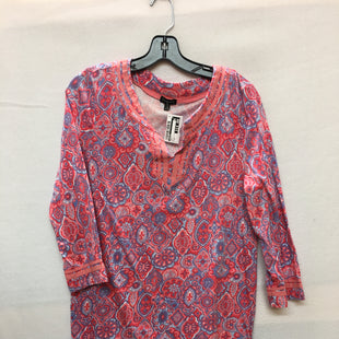 Primary Photo - BRAND: TALBOTS STYLE: TOP LONG SLEEVE COLOR: PINK SIZE: M SKU: 240-24071-3987