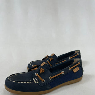Primary Photo - BRAND: SPERRY STYLE: SHOES FLATS COLOR: NAVY SIZE: 8 SKU: 240-24049-55870