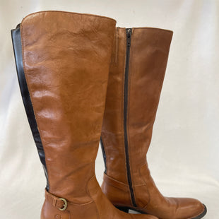 Primary Photo - BRAND: BORN STYLE: BOOTS KNEE COLOR: BROWN SIZE: 6 SKU: 240-24068-7035