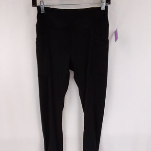 Primary Photo - BRAND: AVIA STYLE: ATHLETIC PANTS COLOR: BLACK SIZE: S SKU: 240-24052-58331