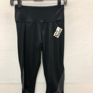 Primary Photo - BRAND: 90 DEGREES BY REFLEX STYLE: ATHLETIC PANTS COLOR: BLACK SIZE: S SKU: 240-24049-51758