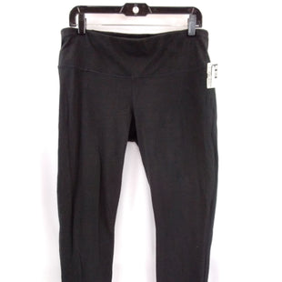 Primary Photo - BRAND: ATHLETIC WORKS STYLE: ATHLETIC PANTS COLOR: BLACK SIZE: L SKU: 240-24052-57476