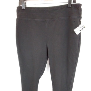 Primary Photo - BRAND: GLORIA VANDERBILT STYLE: ATHLETIC CAPRIS COLOR: BLACK SIZE: L SKU: 240-24052-56765