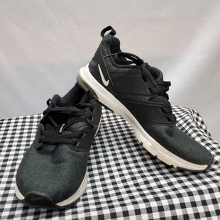 Primary Photo - BRAND: NIKE STYLE: SHOES ATHLETIC COLOR: BLACK SIZE: 6 SKU: 240-24052-48580