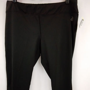 Primary Photo - BRAND: BE INSPIRED STYLE: ATHLETIC CAPRIS COLOR: BLACK SIZE: XL OTHER INFO: BLUE SKU: 240-24052-56758
