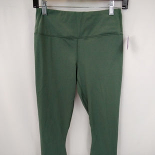 Primary Photo - BRAND: ACTIVE LIFE STYLE: ATHLETIC CAPRIS COLOR: GREEN SIZE: M SKU: 240-24071-5894