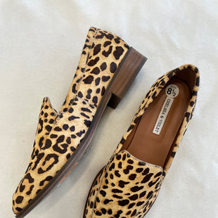 Primary Photo - BRAND: CHELSEA AND VIOLET STYLE: SHOES FLATS COLOR: ANIMAL PRINT SIZE: 8.5 SKU: 240-24049-55348