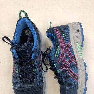 Primary Photo - BRAND: ASICS STYLE: SHOES ATHLETIC COLOR: BLUE SIZE: 8.5 SKU: 240-24068-6396