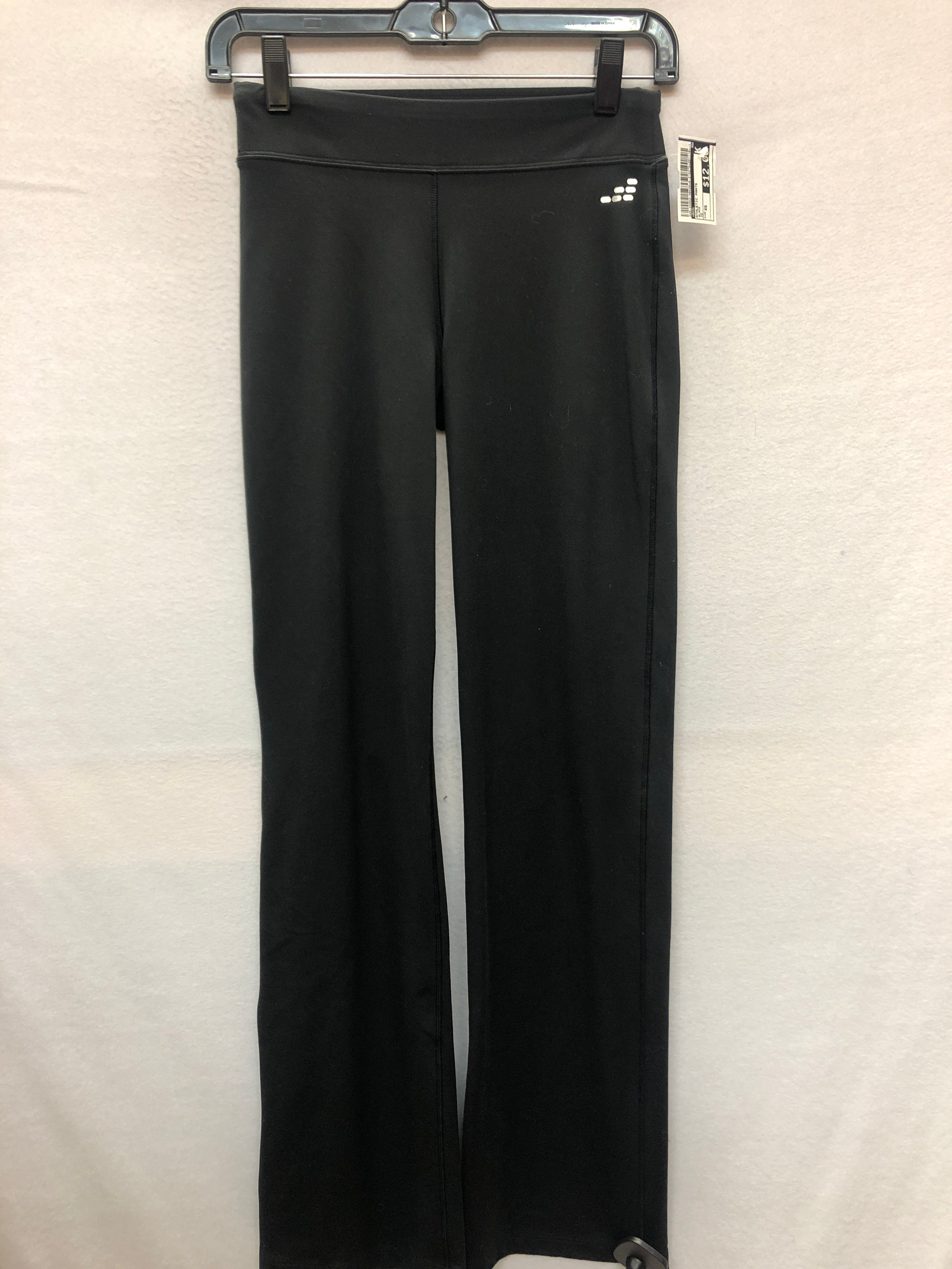 Primary Photo - BRAND: BCG <BR>STYLE: ATHLETIC PANTS <BR>COLOR: BLACK <BR>SIZE: XS <BR>SKU: 240-24052-48429