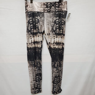 Primary Photo - BRAND: 90 DEGREES BY REFLEX STYLE: ATHLETIC PANTS COLOR: SNAKESKIN PRINT SIZE: L SKU: 240-24052-50363