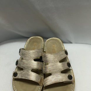 Primary Photo - BRAND: ALEGRIA STYLE: SANDALS LOW COLOR: GOLD SIZE: 8 SKU: 240-24049-51599