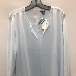 Primary Photo - BRAND: ANN TAYLOR STYLE: TOP LONG SLEEVE COLOR: LIGHT BLUE SIZE: M SKU: 240-24049-51069