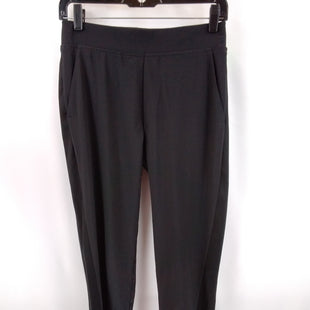 Primary Photo - BRAND: ATHLETA STYLE: ATHLETIC PANTS COLOR: BLACK SIZE: XS OTHER INFO: AS IS- ZIPPER TAB SKU: 240-24052-57886
