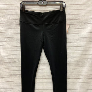 Primary Photo - BRAND: 90 DEGREES BY REFLEX STYLE: ATHLETIC PANTS COLOR: BLACK SIZE: M SKU: 240-24049-55379
