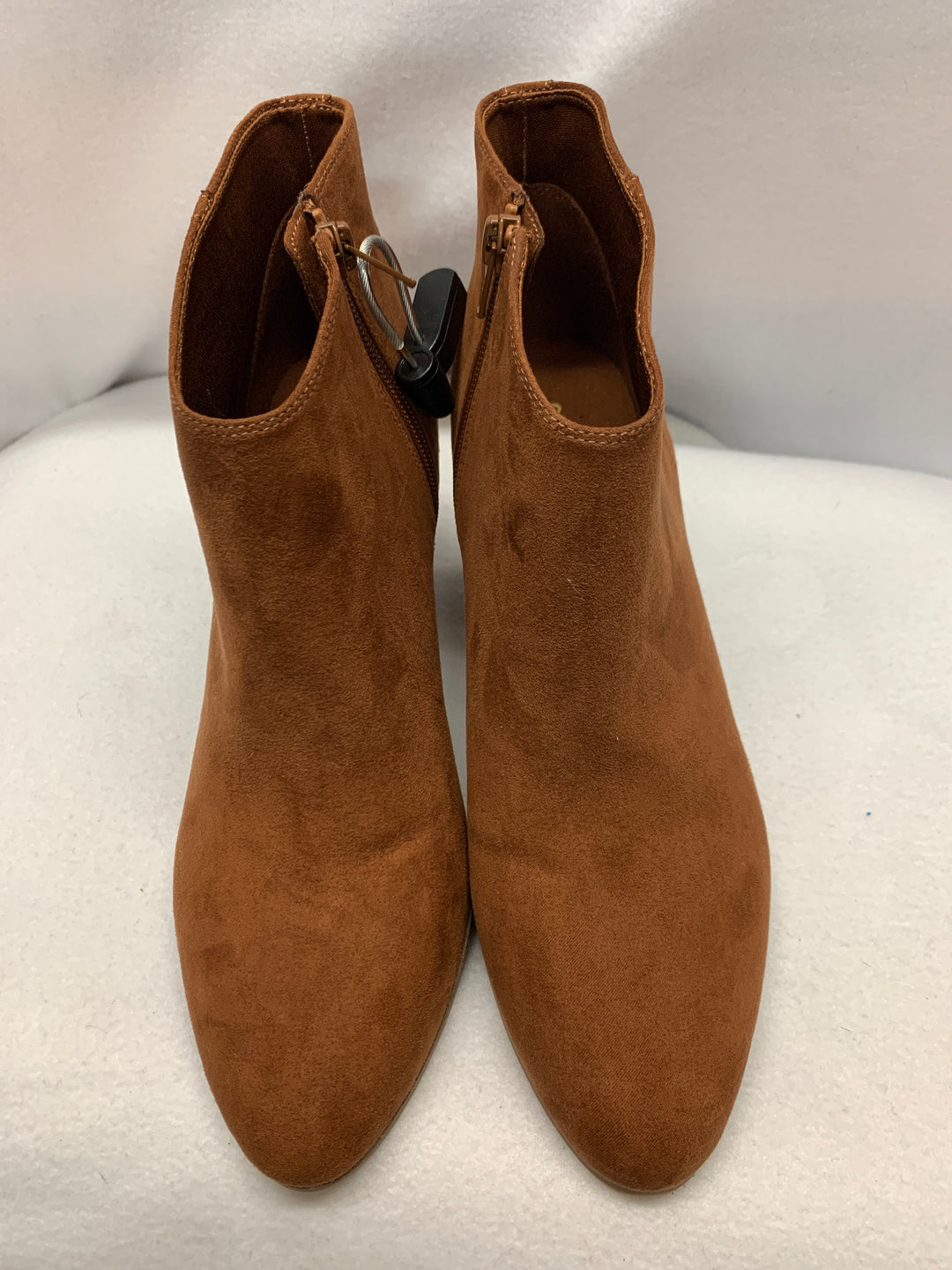 Primary Photo - BRAND: OLD NAVY <BR>STYLE: BOOTS ANKLE <BR>COLOR: BROWN <BR>SIZE: 10 <BR>SKU: 240-24049-51614