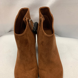 Primary Photo - BRAND: OLD NAVY STYLE: BOOTS ANKLE COLOR: BROWN SIZE: 10 SKU: 240-24049-51614