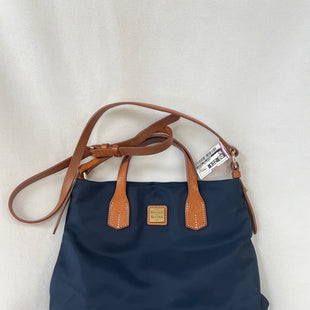 Primary Photo - BRAND: DOONEY AND BOURKE STYLE: HANDBAG DESIGNER COLOR: NAVY SIZE: SMALL SKU: 240-24093-1146