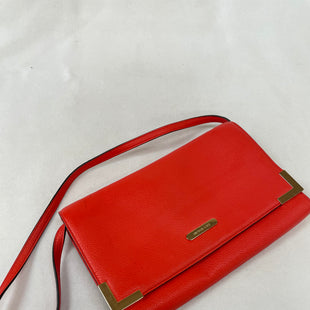Primary Photo - BRAND: MICHAEL KORS STYLE: HANDBAG DESIGNER COLOR: ORANGE SIZE: SMALL OTHER INFO: CLUTCH STYLE SKU: 240-24093-1147