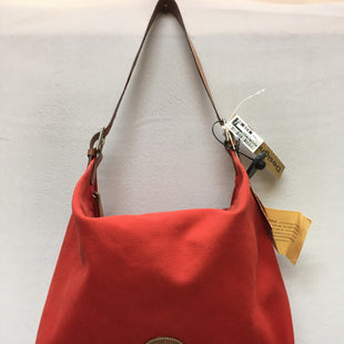 Primary Photo - BRAND: DOONEY AND BOURKE STYLE: HANDBAG DESIGNER COLOR: RED SIZE: LARGE SKU: 240-24069-20368