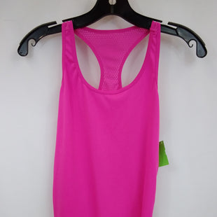 Primary Photo - BRAND: DANSKIN NOW STYLE: ATHLETIC TANK TOP COLOR: HOT PINK SIZE: XS SKU: 240-24052-56812
