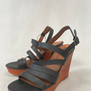 Primary Photo - BRAND: LUCKY BRAND STYLE: SANDALS HIGH COLOR: BLACK SIZE: 8.5 SKU: 240-24052-52893