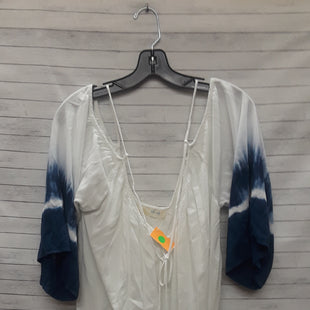 Primary Photo - BRAND:    CLOTHES MENTOR STYLE: TOP LONG SLEEVE COLOR: TIE DYE SIZE: S OTHER INFO: LELA SKY  - SKU: 240-24052-53275