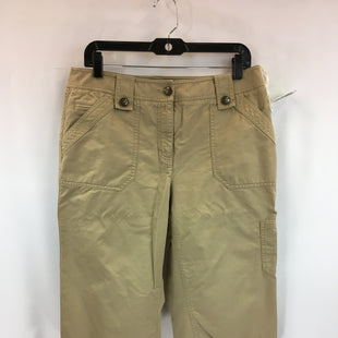 Primary Photo - BRAND: JONES NEW YORK O STYLE: CAPRIS COLOR: TAN SIZE: 10 SKU: 240-24071-5618
