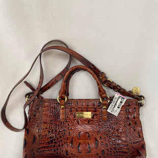 Primary Photo - BRAND: BRAHMIN STYLE: HANDBAG DESIGNER COLOR: BROWN SIZE: MEDIUM SKU: 240-24093-1149