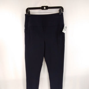 Primary Photo - BRAND: TALBOTS STYLE: ATHLETIC PANTS COLOR: NAVY SIZE: M SKU: 240-24049-59142
