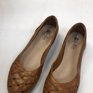 Primary Photo - BRAND: CLARKS STYLE: SHOES FLATS COLOR: BROWN SIZE: 9.5 SKU: 240-24052-48650