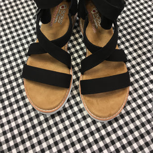 Primary Photo - BRAND: BOBS STYLE: SANDALS LOW COLOR: BLACK SIZE: 7.5 SKU: 240-24052-47207