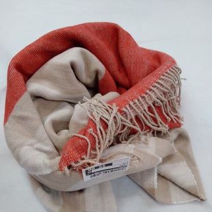 Primary Photo - BRAND: ECHO STYLE: SCARF COLOR: ORANGE OTHER INFO: TAN SKU: 240-24052-54532