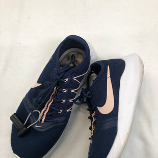 Primary Photo - BRAND: NIKE STYLE: SHOES ATHLETIC COLOR: NAVY SIZE: 7 SKU: 240-24049-51738