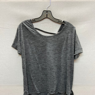 Primary Photo - BRAND: KYODAN STYLE: ATHLETIC TOP SHORT SLEEVE COLOR: GREY SIZE: L SKU: 240-24049-53999