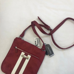 Primary Photo - BRAND: NAUTICA STYLE: HANDBAG COLOR: RED SIZE: SMALL SKU: 240-24049-49656