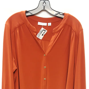Primary Photo - BRAND: SUSAN GRAVER STYLE: TOP LONG SLEEVE COLOR: RUST SIZE: 1X SKU: 240-24061-39903