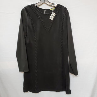 Primary Photo - BRAND: GIANNI BINI STYLE: DRESS SHORT LONG SLEEVE COLOR: BLACK SIZE: L SKU: 240-24049-49745