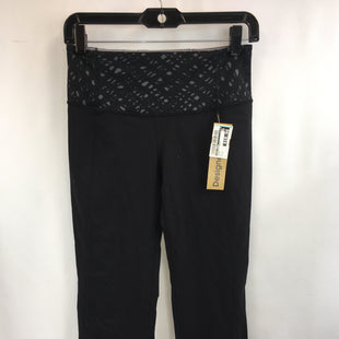 Primary Photo - BRAND: LULULEMON STYLE: ATHLETIC CAPRIS COLOR: BLACK SIZE: 4 SKU: 240-24091-5982