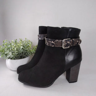 Primary Photo - BRAND: CATO STYLE: BOOTS ANKLE COLOR: BLACK SIZE: 11 SKU: 240-24049-57381