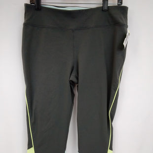 Primary Photo - BRAND: TEK GEAR STYLE: ATHLETIC CAPRIS COLOR: GREY SIZE: XL OTHER INFO: MINT SKU: 240-24052-56763