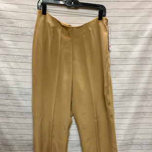 Primary Photo - BRAND: BIANCA NYGARD STYLE: PANTS COLOR: TAN SIZE: 14 SKU: 240-24092-622