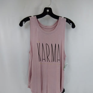 Primary Photo - BRAND: GRAYSON THREADS STYLE: ATHLETIC TANK TOP COLOR: PINK SIZE: XS SKU: 240-24071-5818