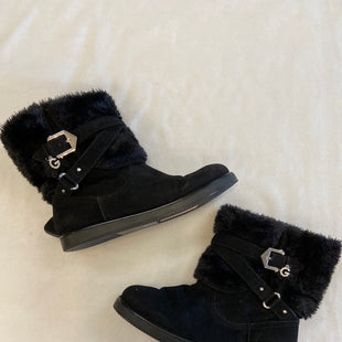 Primary Photo - BRAND: G BY GUESS STYLE: BOOTS ANKLE COLOR: BLACK SIZE: 8.5 SKU: 240-24052-53158