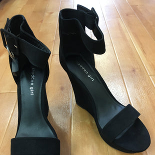 Primary Photo - BRAND: MADDEN GIRL STYLE: SANDALS HIGH COLOR: BLACK SIZE: 10 SKU: 240-24083-9119