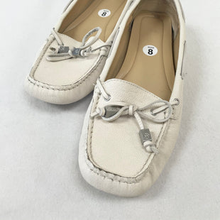 Primary Photo - BRAND: MICHAEL BY MICHAEL KORS STYLE: SHOES FLATS COLOR: CREAM SIZE: 8 SKU: 240-24052-53233