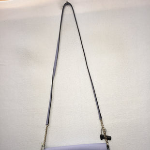 Primary Photo - BRAND: KATE SPADE STYLE: HANDBAG DESIGNER COLOR: PERIWINKLE SIZE: SMALL SKU: 240-24049-50988